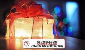 12 regalos para escritores originales