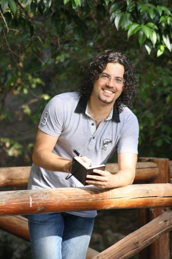 David Olier, escritor de El Rincón de Cabal