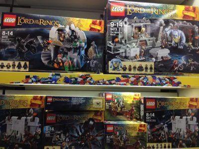 ESDLA - Lego