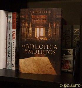 La biblioteca de los muertos de Glenn Cooper