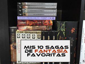 Las 10 mejores sagas de fantasía que he leído