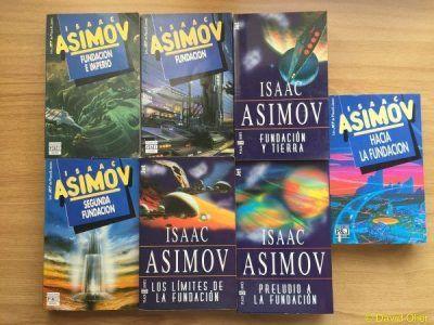 La Fundación de Isaac Asimov | CabalTC