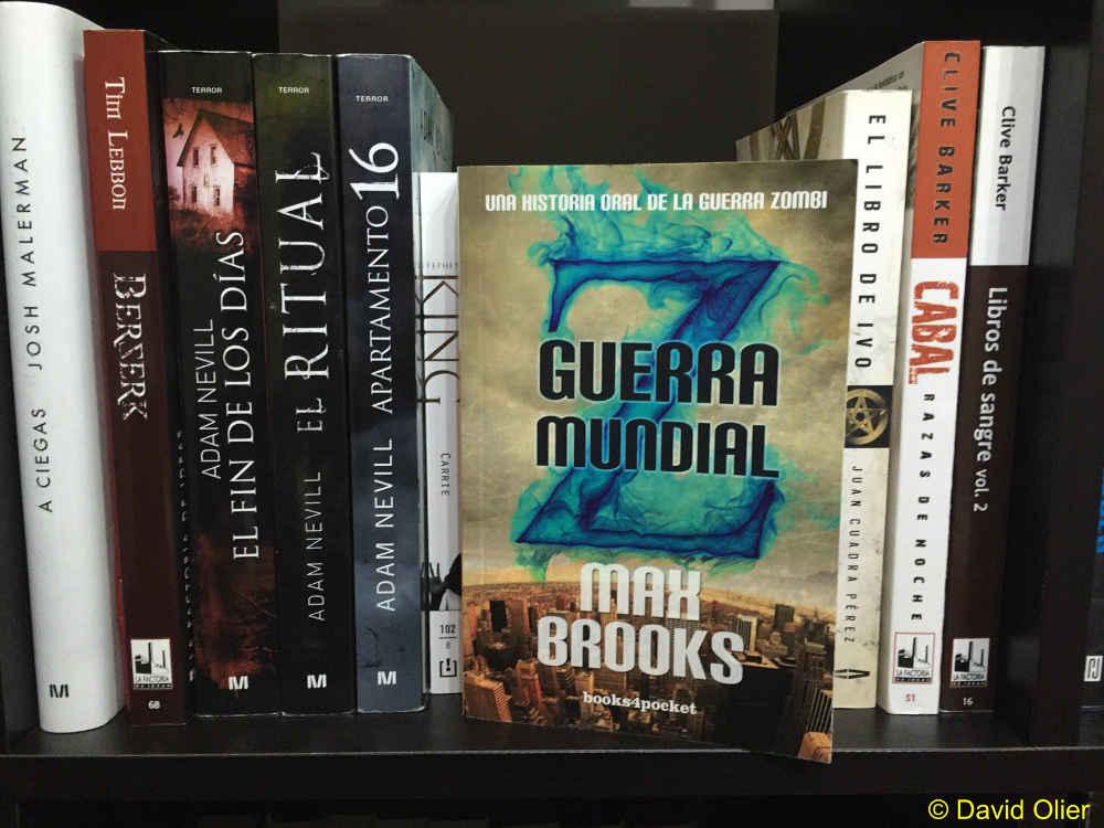 Guerra Mundial Z De Max Brooks El Rincón De Cabal