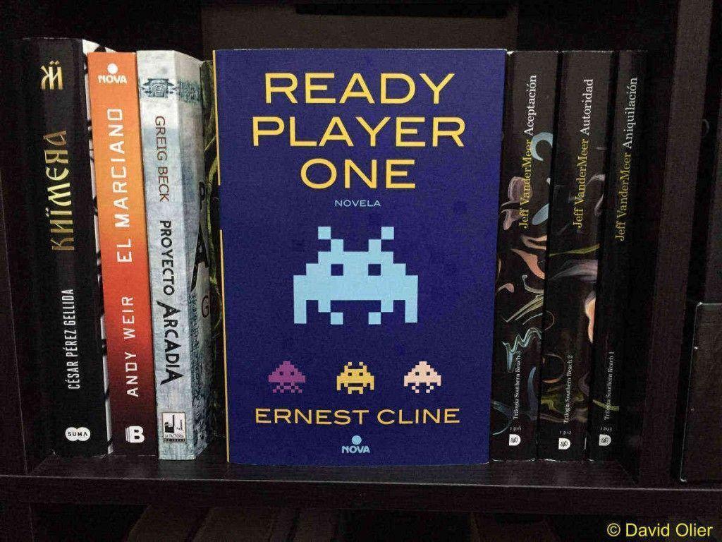 Portada de Ready Player One
