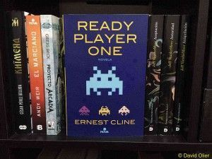 Libros autoconclusivos de ciencia ficción: Ready Player One