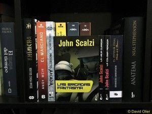 Brigadas Fantasma de John Scalzi