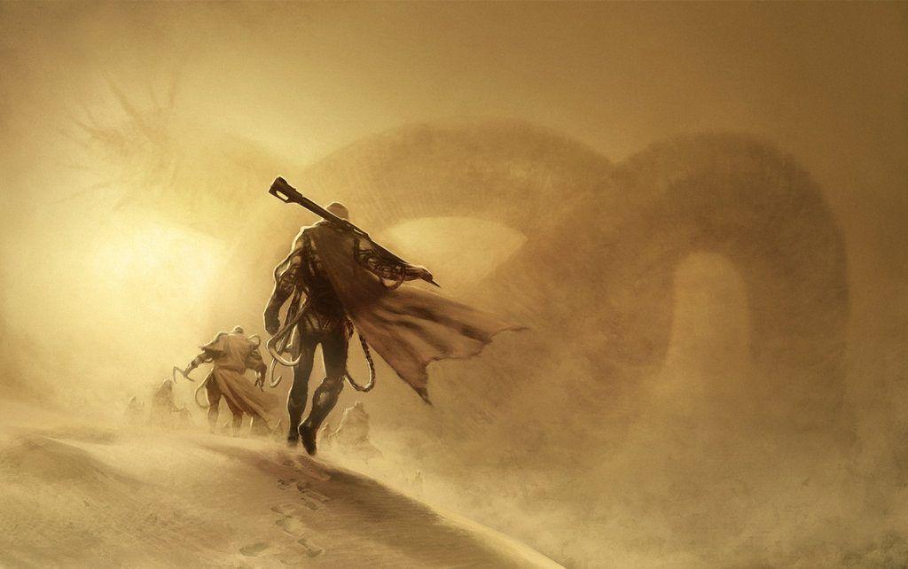 Dune scifi - deviantart