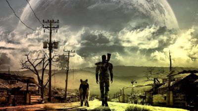 Fallout - clasificacion de la ciencia ficcion