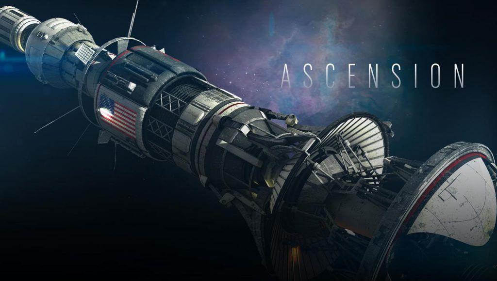 Viaje espacial - Ascension