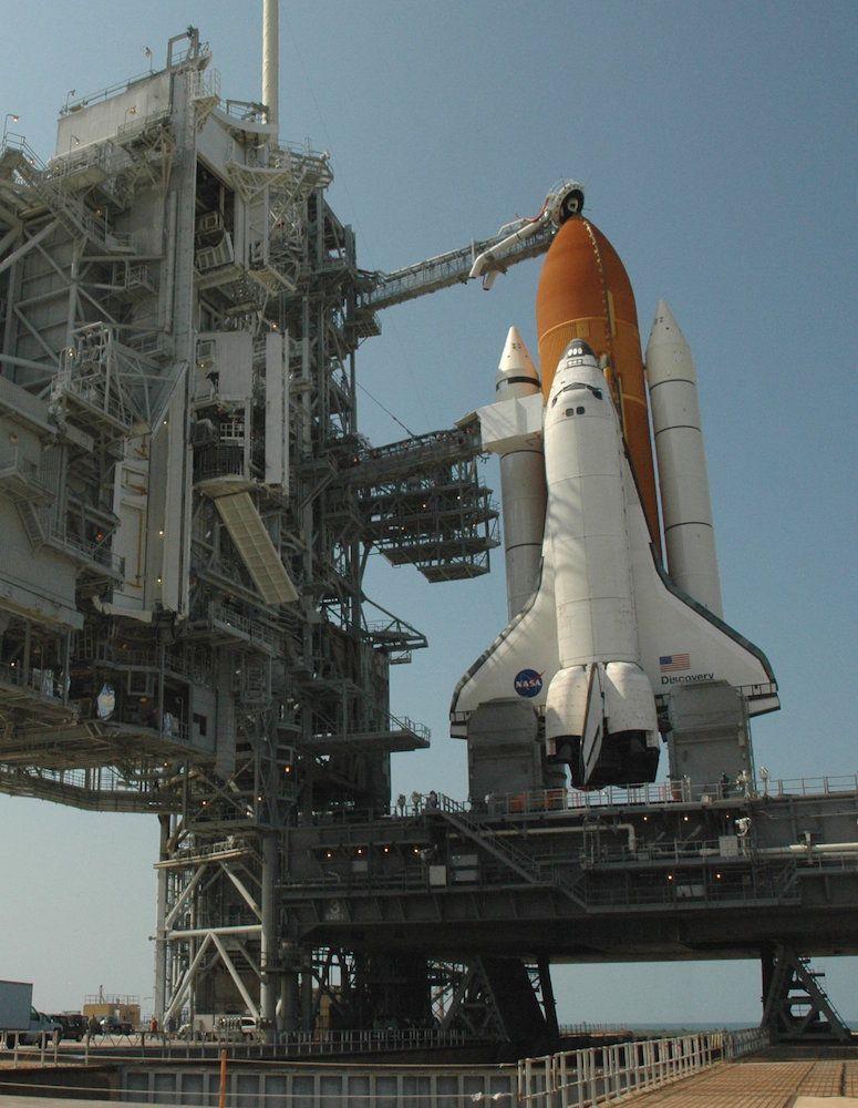 Viaje espacial - combustible