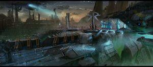 space opera scifi - deviantart