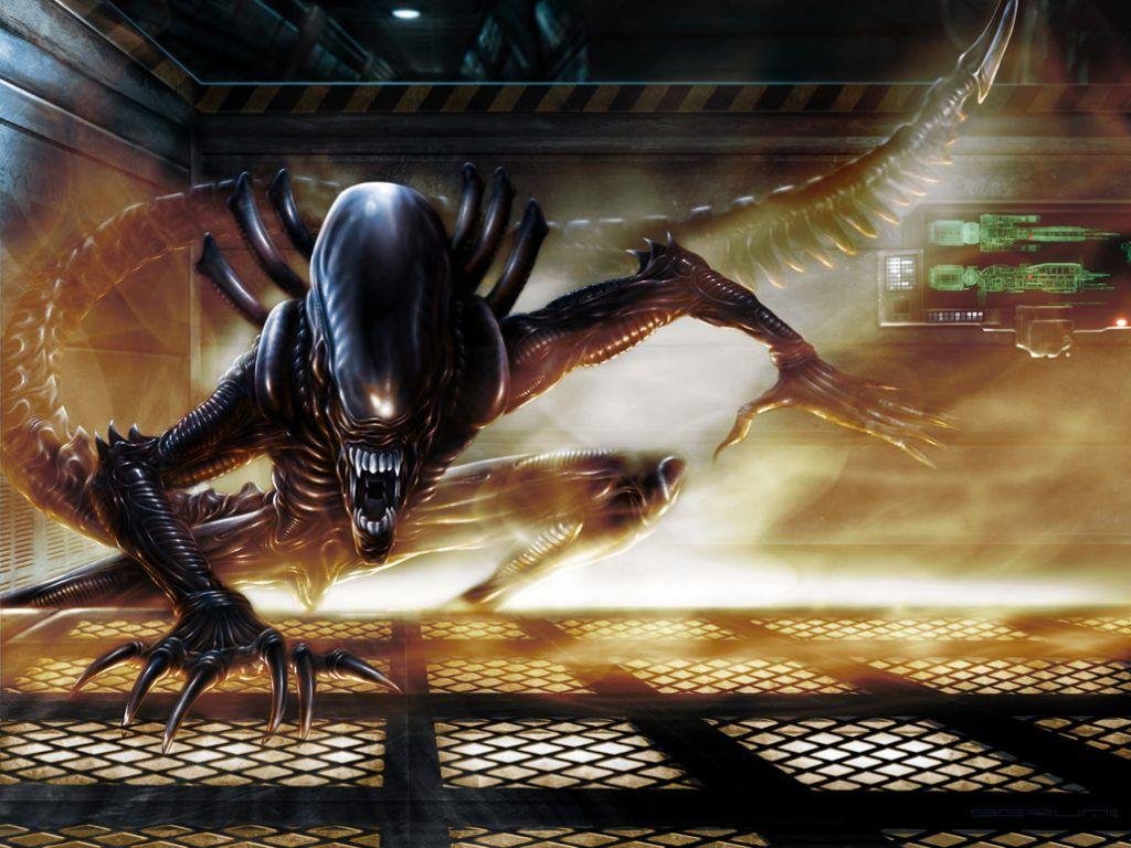 Alien - terror y ciencia ficción 2