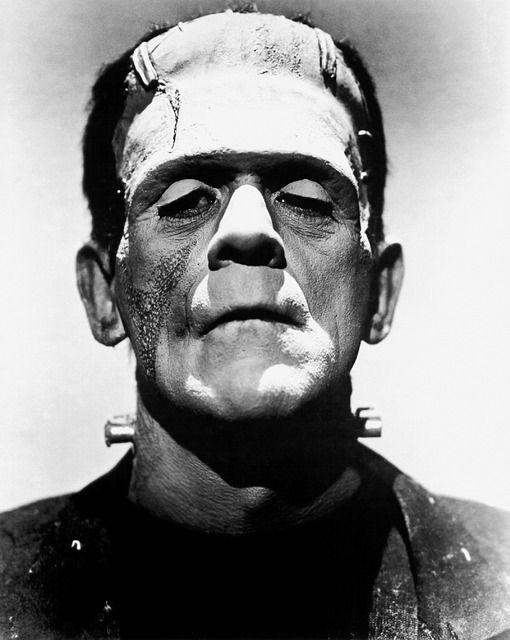 Frankenstein terror y ciencia ficcion