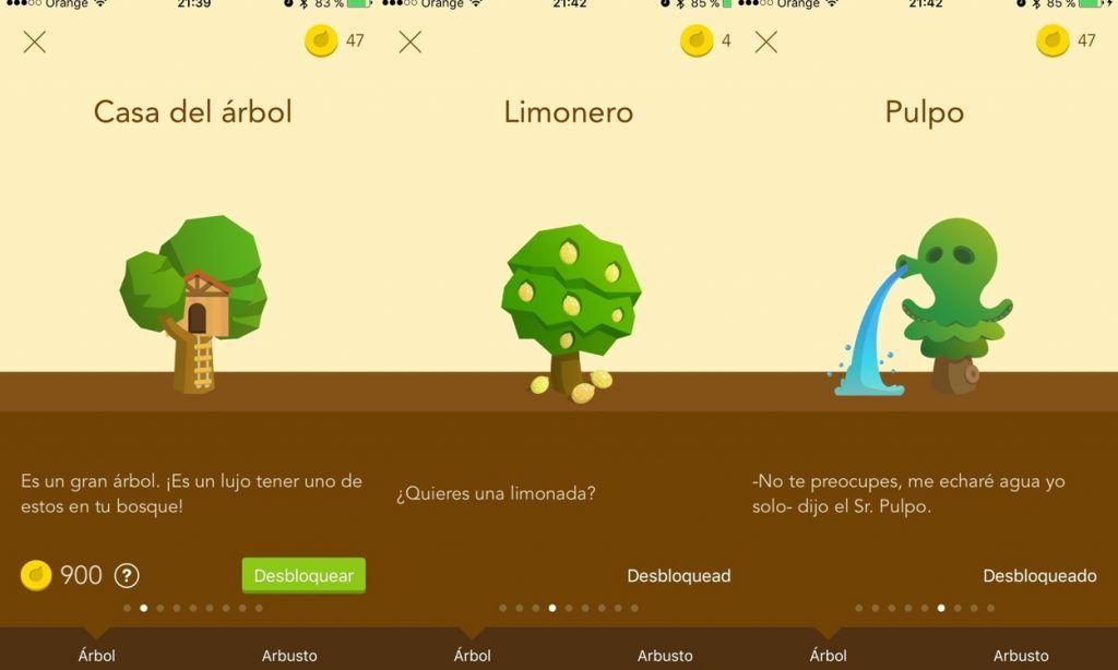 Productividad como escritor - Forest 4