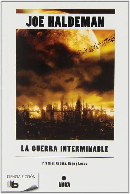 La guerra interminable cover