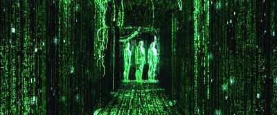 Realidad virtual The matrix