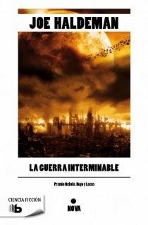 Reseña: La guerra interminable de Joe Haldeman