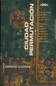 Libros autoconclusivos de ciencia ficción: Ciudad Permutación
