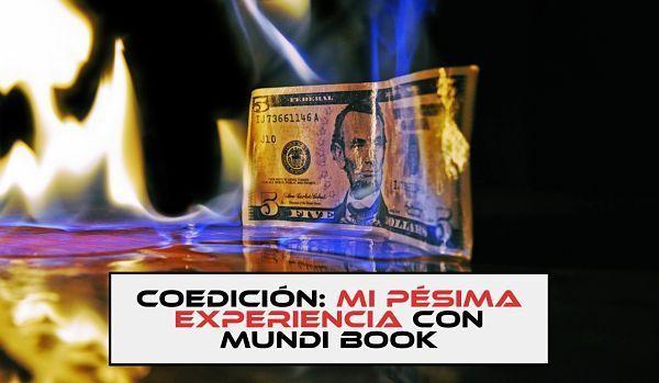 Los 5 pilares de la autopublicación: Mundi Book