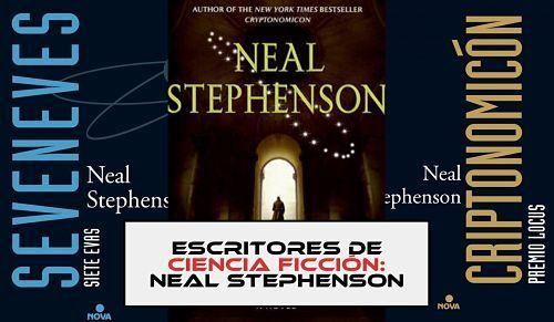 Escritores de ciencia ficcion Neal Stephenson