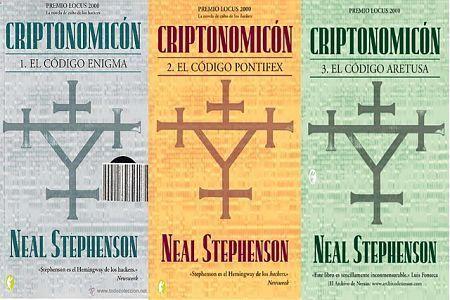 Criptonomicón de Neal Stephenson