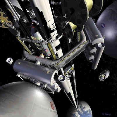 Verosimilitud en la ciencia ficción: ascensor orbital de la NASA