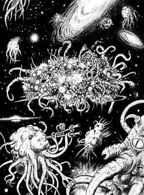 Influencia de Lovecraft Azathoth