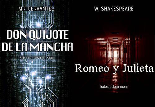 Ejemplos de portadas cuyo título no cuadra con su diseño