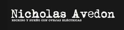 Blogs de ciencia ficción para escritores Nicholas Avedon