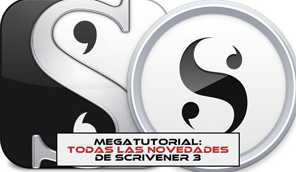 Megatutorial: todas las novedades de Scrivener 3