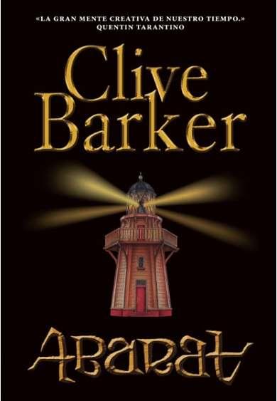 Abarat de Clive Barker portada