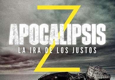 Apocalipsis Z la ira de los justos de manel loureiro libros de terror zombi