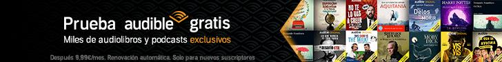 Amazon Audible los mejores consigue gratis audiolibros