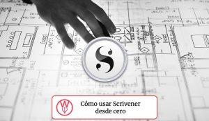 Como usar Scrivener desde cero scrivener ES