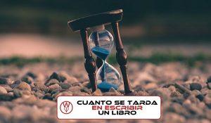 Cuánto se tarda en escribir un libro
