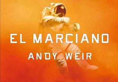 El marciano de Andy Weir peque