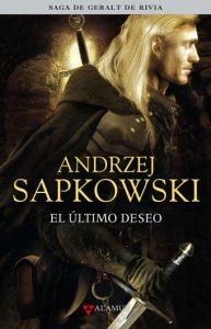 El ultimo deseo de Andrzej Sapkowski portada