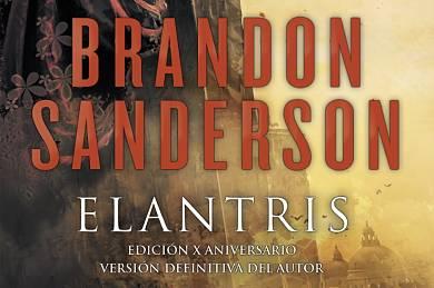Elantris de Brandon Sanderson thumb ctc