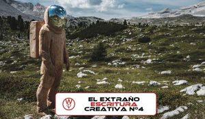 Ejercicio de Escritura Creativa: El Extraño