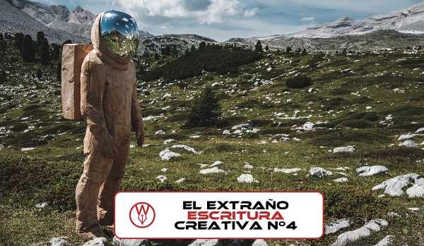 Escritura creativa 4 el extrano