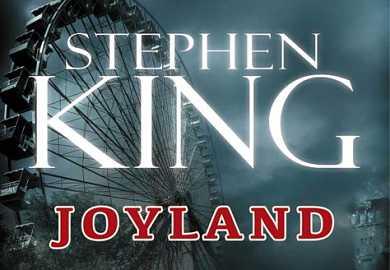 Joyland de Stephen King libros de misterio