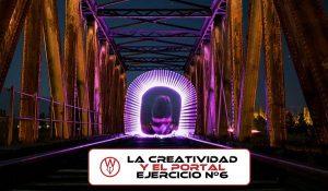 Escritura creativa: ejercicio de la creatividad y el portal