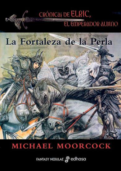 La fortaleza de la perla de michael moorcock