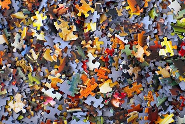 La inspiración es montar un puzzle del que ya tienes las piezas