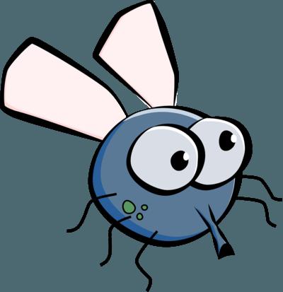 La mosca de virgilio