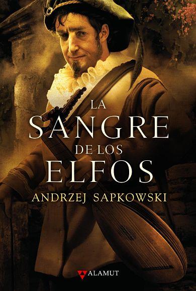 La sangre de los elfos de Andrzej Sapkowski portada
