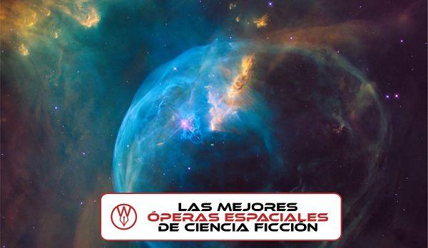 Las mejores space opera de la ciencia ficción