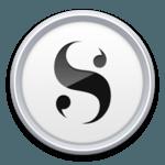 Logo de Scrivener 3