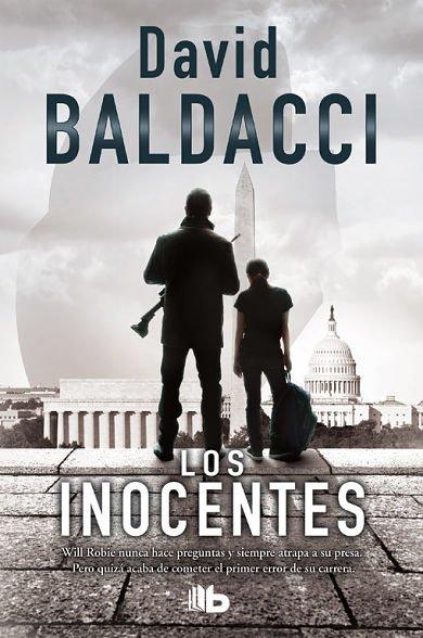 Los inocentes de david Baldacci portada