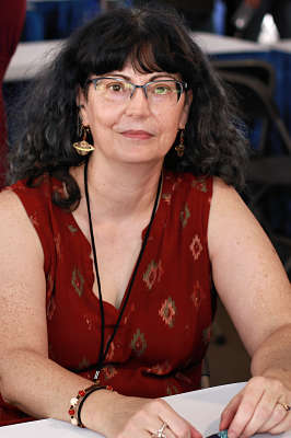 Martha Wells autora de Sistemas Criticos Matabot